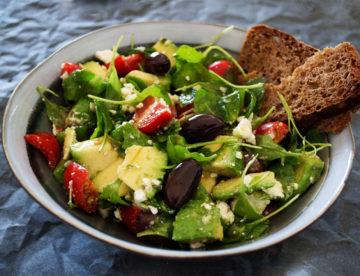 Vitamine und Ballaststoffe