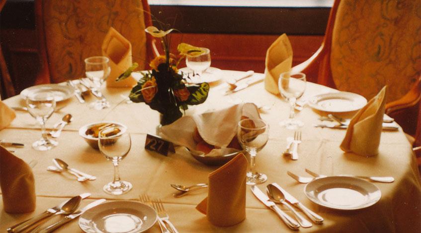 Catering für Firmen und Vereine